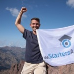 Persbericht: Ondernemer en wereldreiziger start online ondernemersopleiding